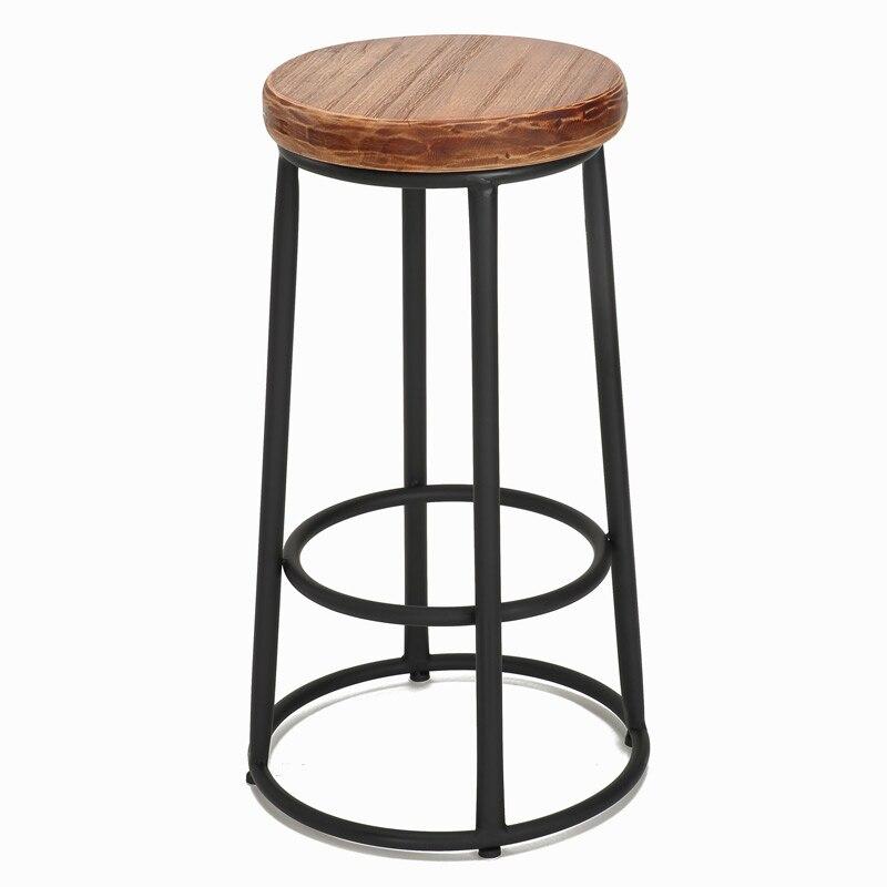 Popular Metal Wood Bar Stools Buy Cheap Metal Wood Bar  : Vintage font b metal b font font b bar b font chair font b wood b from www.aliexpress.com size 800 x 800 jpeg 84kB