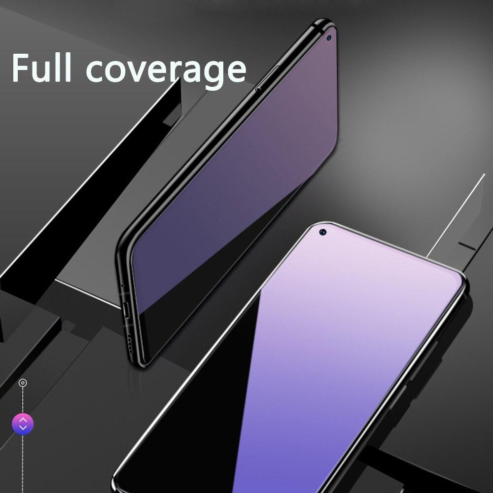 Купить 100 шт твердость 9H полное покрытие из закаленного стекла для huawei Nova 4/4E/5i/5 pro/p30/защита экрана смартфона на Алиэкспресс