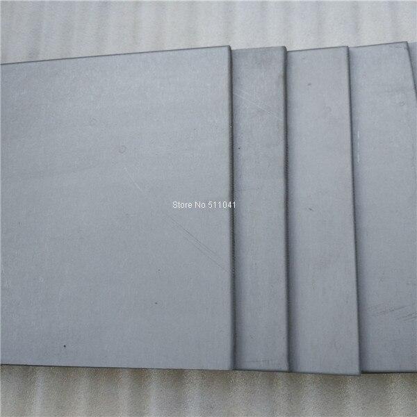 Plaque de métal en alliage de titane grade5 gr.5 Gr5 feuille de titane 5mm d'épaisseur prix de gros, Paypal ok, livraison gratuite - 3