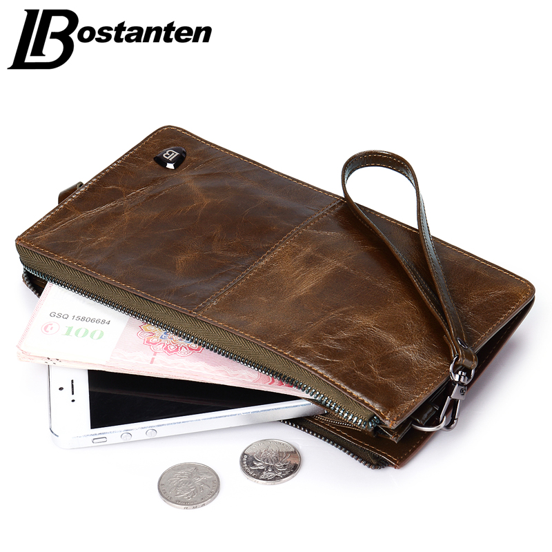 clutch purse longo bolsa da Material Principal : Couro Genuíno