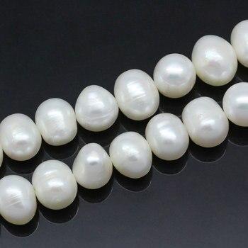 ec040cab8700 Moda multicolor perla de agua dulce natural cuentas sueltas aprox ...