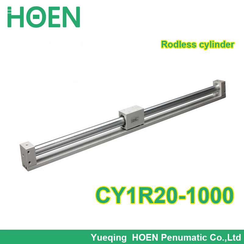 CY1R20-1000 Rodless cylinder 20mm bore 1000mm stroke high pressure cylinder CY1R CY3R series CY1R20*1000CY1R20-1000 Rodless cylinder 20mm bore 1000mm stroke high pressure cylinder CY1R CY3R series CY1R20*1000