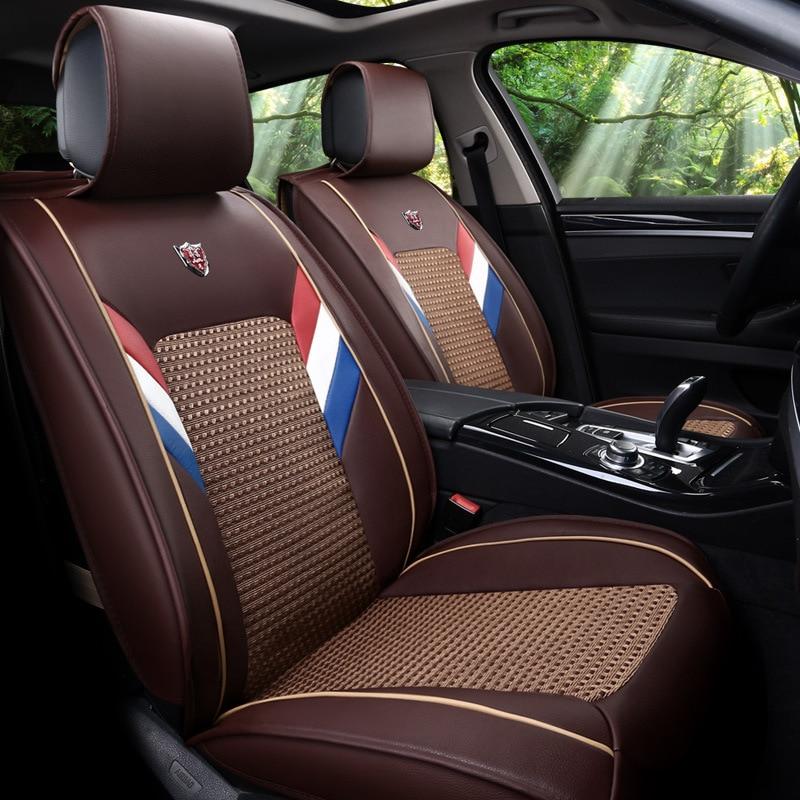car seat covers for Juke BLUEBIRD SUNNY Pathfinder PICKUP TEANA TIIDA Sylphy Geniss cefiro X-TRAIL CIMA Nissan Qashqai NP300 D22
