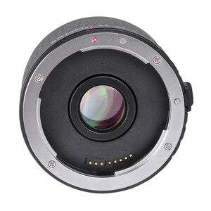 Image 4 - Viltrox C AF 2X تليبلس تليبلس ضبط تلقائي للصورة تليكونفرتر 2.0X موسع المقربة محول لكانون EOS EF/EF lens 7DII 5D IV