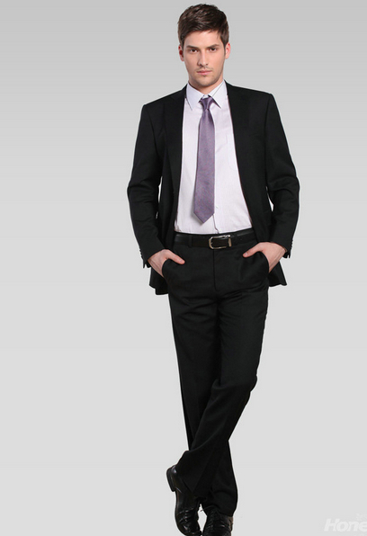 New Arrival Suits The Groom Dress Formally Two Piece Business Office