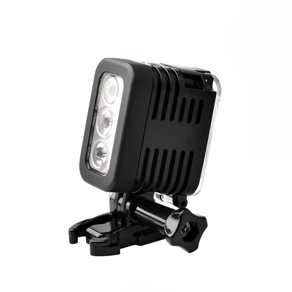 30 metara podvodni vodootporni ronilački LED Gopro LED svjetiljka - Kamera i foto - Foto 4