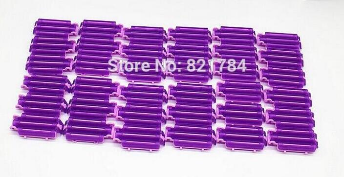 45pcs Hair Clip Hairdressing Styling Wave Perm Rod Corn Curler Maker DIY Tool For Womens ...