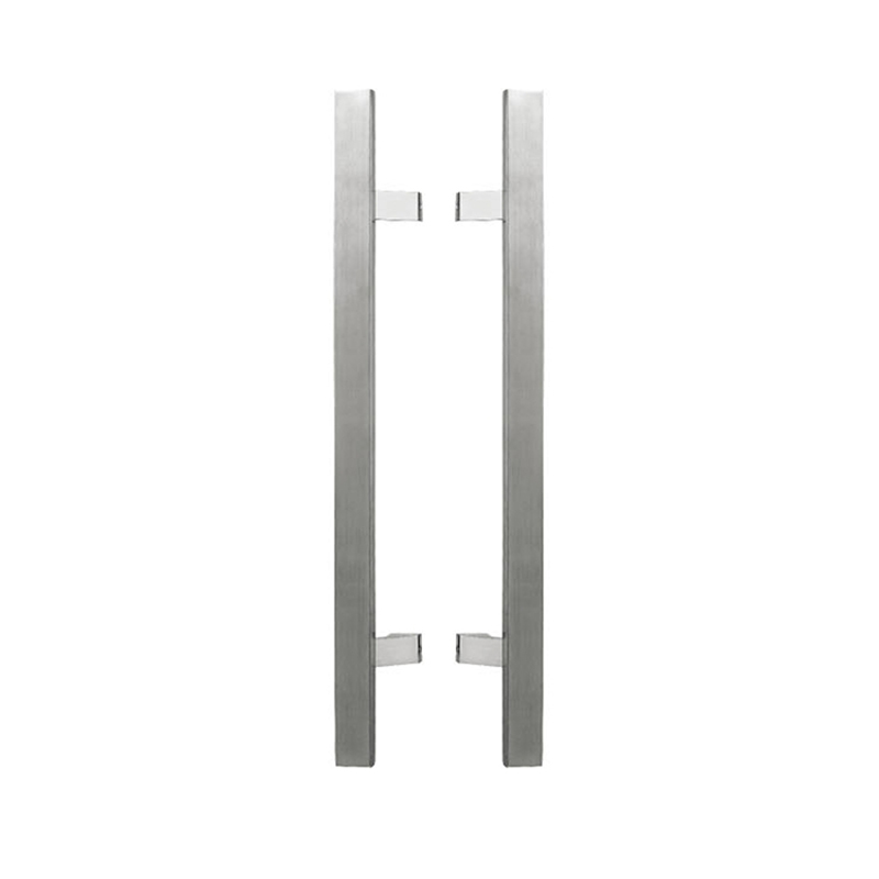 Free Shipping Entrance Door Handle 30*15*600mm Glass Doors Stainless Steel Pull Handle For Entry/Front Wooden/Metal Door HM73