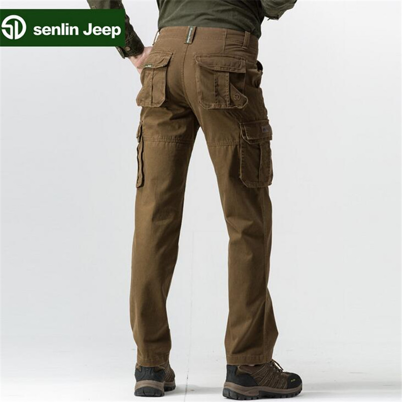 Popular Black Cargo Work Pants for Men-Buy Cheap Black Cargo Work ...
