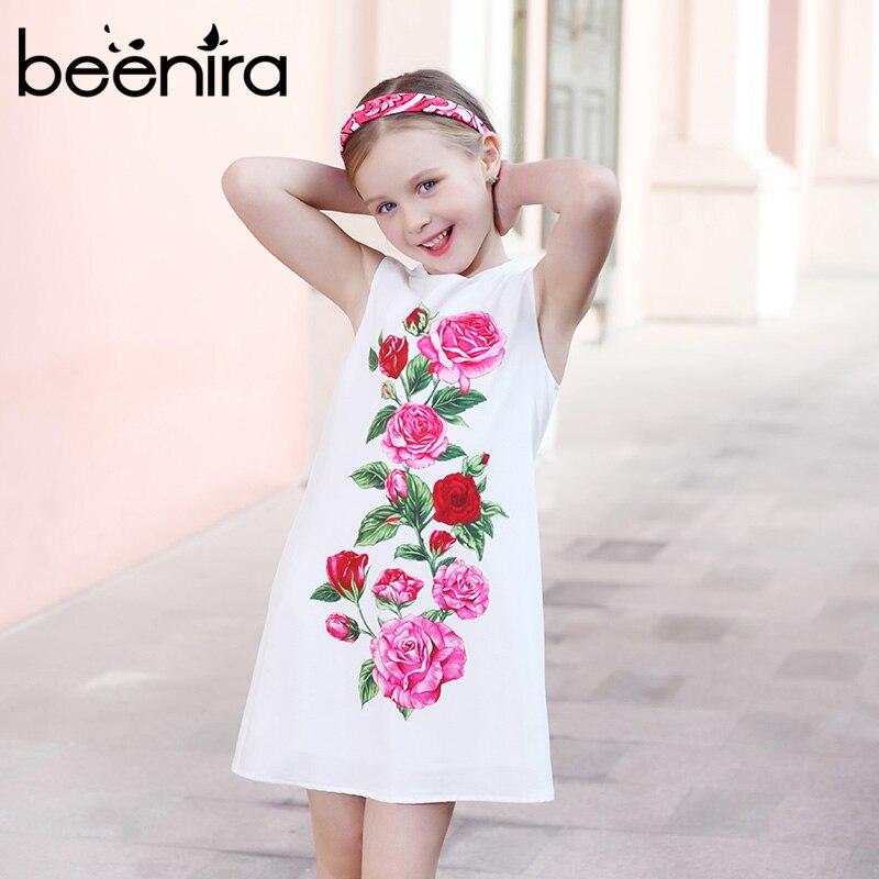 Κορίτσια Καλοκαιρινά Φορέματα Ρούχα - Παιδικά ενδύματα - Φωτογραφία 1