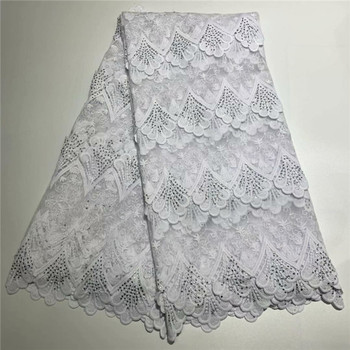 Amazing evening dress cloth African mesh fabric French embroidery net lace textile ZQN189(5yards/lot)free shipping