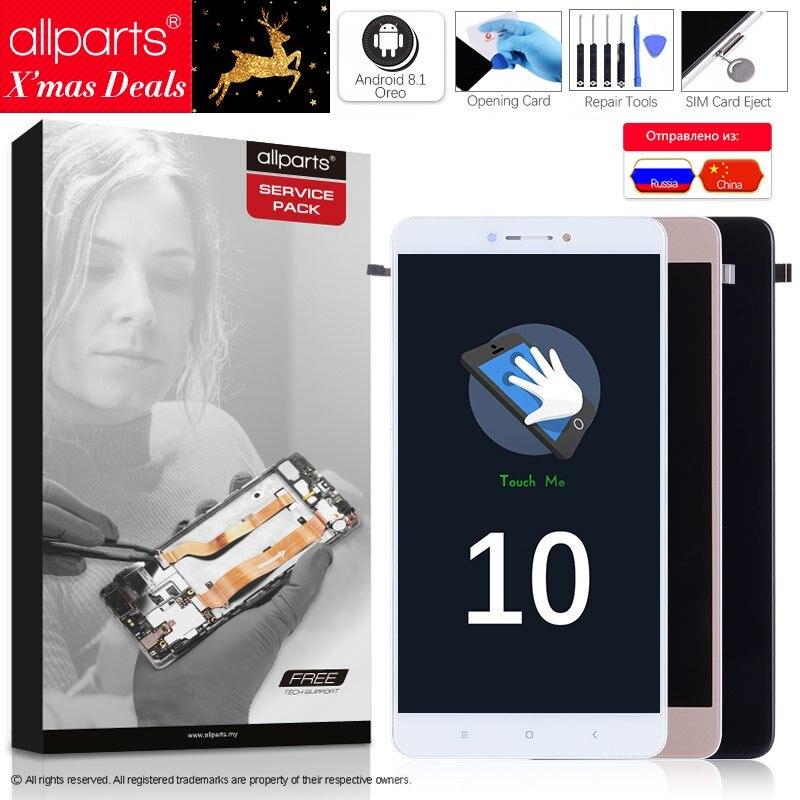 Snapdragon 625 de Exibição Original Para XIAOMI Redmi Nota 4X LCD Touch Screen Com Frame Para Redmi Nota 4X Display LCD substituição