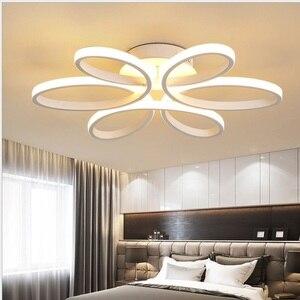 Image 5 - Moderno ha condotto le luci del soffitto Apparecchio di Illuminazione Moderna Lampada di Soggiorno camera Da Letto Cucina di Superficie Montato AC85 265V Lampada Moderna