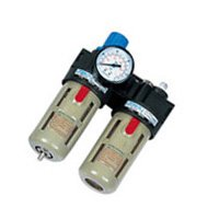 Free Shipping Airtac 1/4'' BFC2000 Air Filter Regulator Lubricator Combination 5pcs In Lot free shipping 5pcs lot ad595cd dip new in stock ic