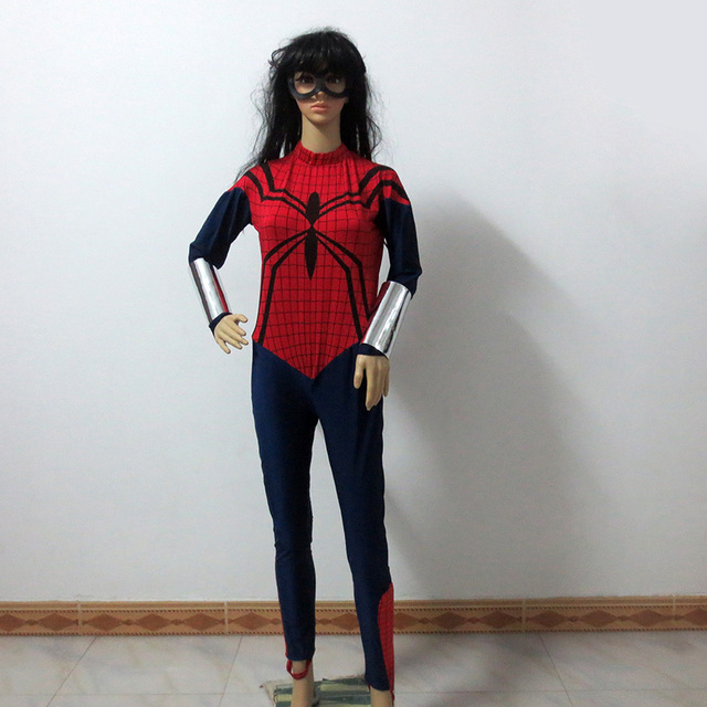 sexy womens spider costume sale game cosplay sexy halloween costumes