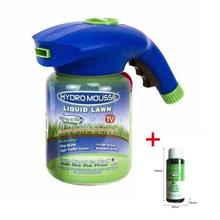 Plastic Sprayer Gun Shower For Garden Liquid Turf Easy Seed Watering Can Hydro Mousse Seed Artifact Planting