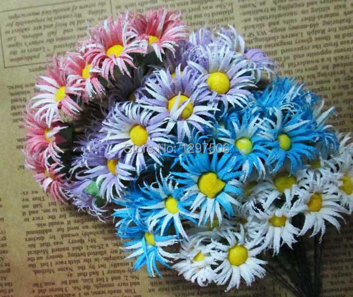 2.5CM small fabric Chrysanthemum artificial silk mini daisy,diy arrangements decoration bouquet for home,wedding,garland,hair