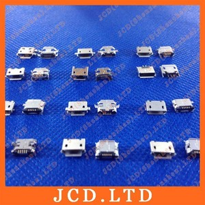Image 3 - cltgxdd Micro USB 5P,5 pin Micro USB Jack,5Pins Micro USB Connector Tail Charging socket