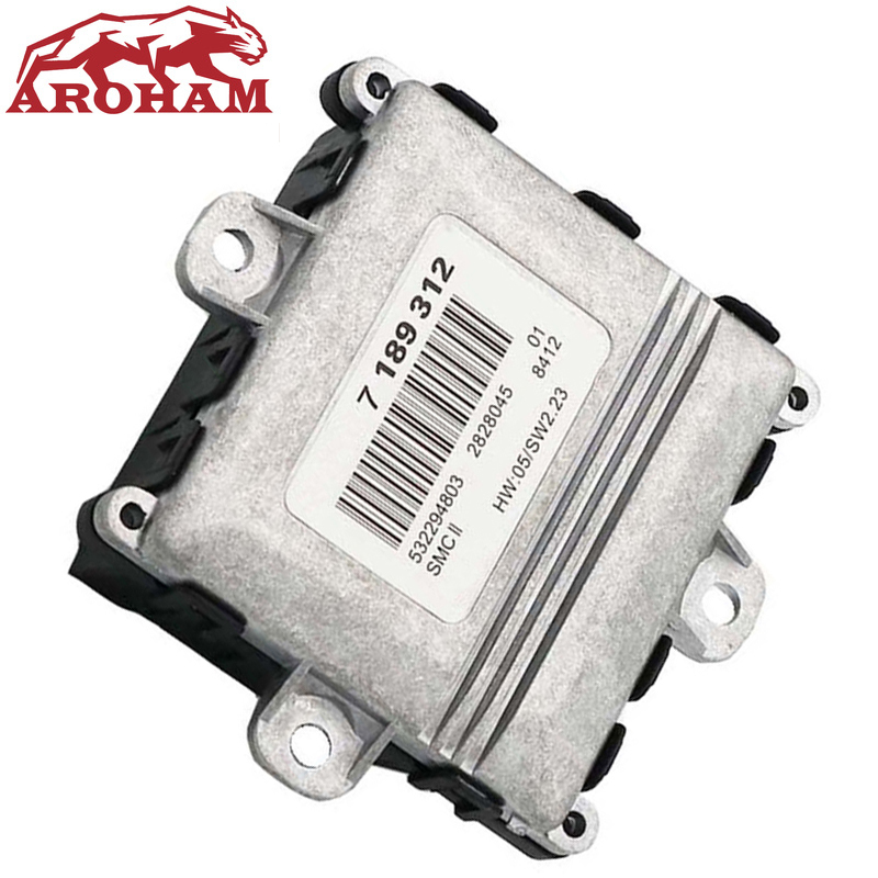 63127189312 ALC Adaptive Headlight Drive Light Control Unit 7189312 Xenon Ballast Model for E46 E90 E60
