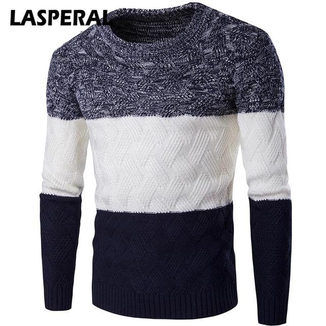Merk Trui.Lasperal Hoge Kwaliteit Merk Trui Fashion Casual Lange Mouw Truien