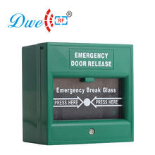 Dwe cc rf Безопасность и защита 12 В кнопка аварийного выхода