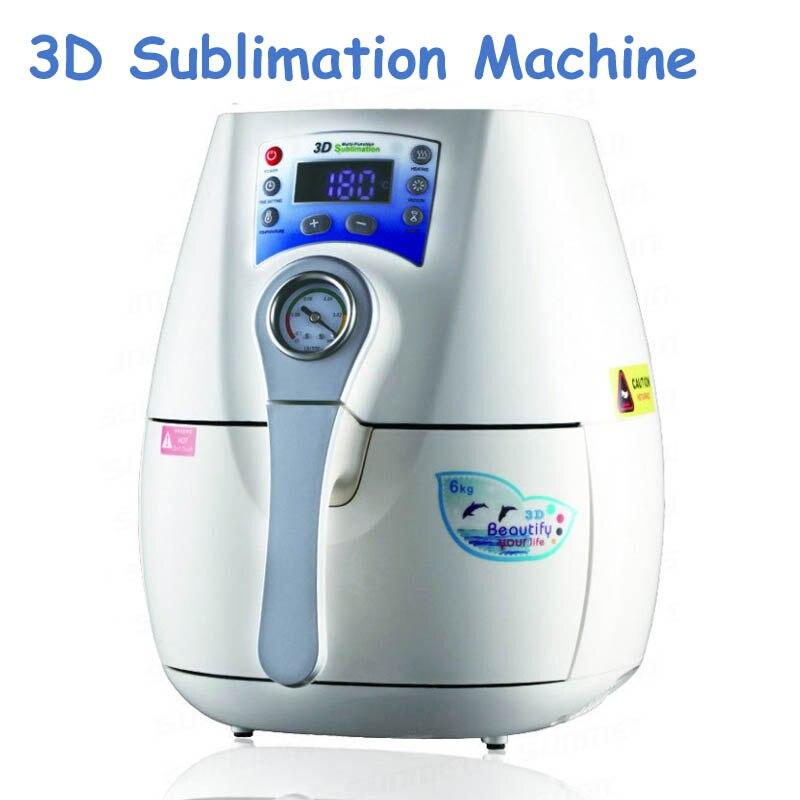 Hot Sale 1 Set 3D Mini Sublimation Vacuum font b Machine b font font b Heat