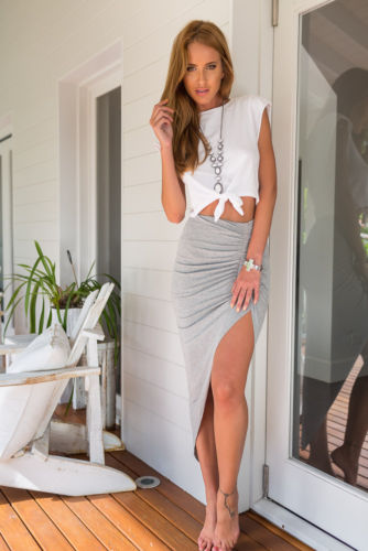 Women Skirts Wrap Asymmetric Drape Ruched Maxi Party Beach Side Split Slit Midi Sexy Grils Amazing Skirt Irregular in Skirts from Women 39 s Clothing