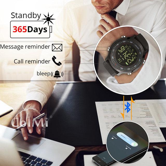 ColMi Smart Watch VS506 Calorie Reminder Sport Men Wristband