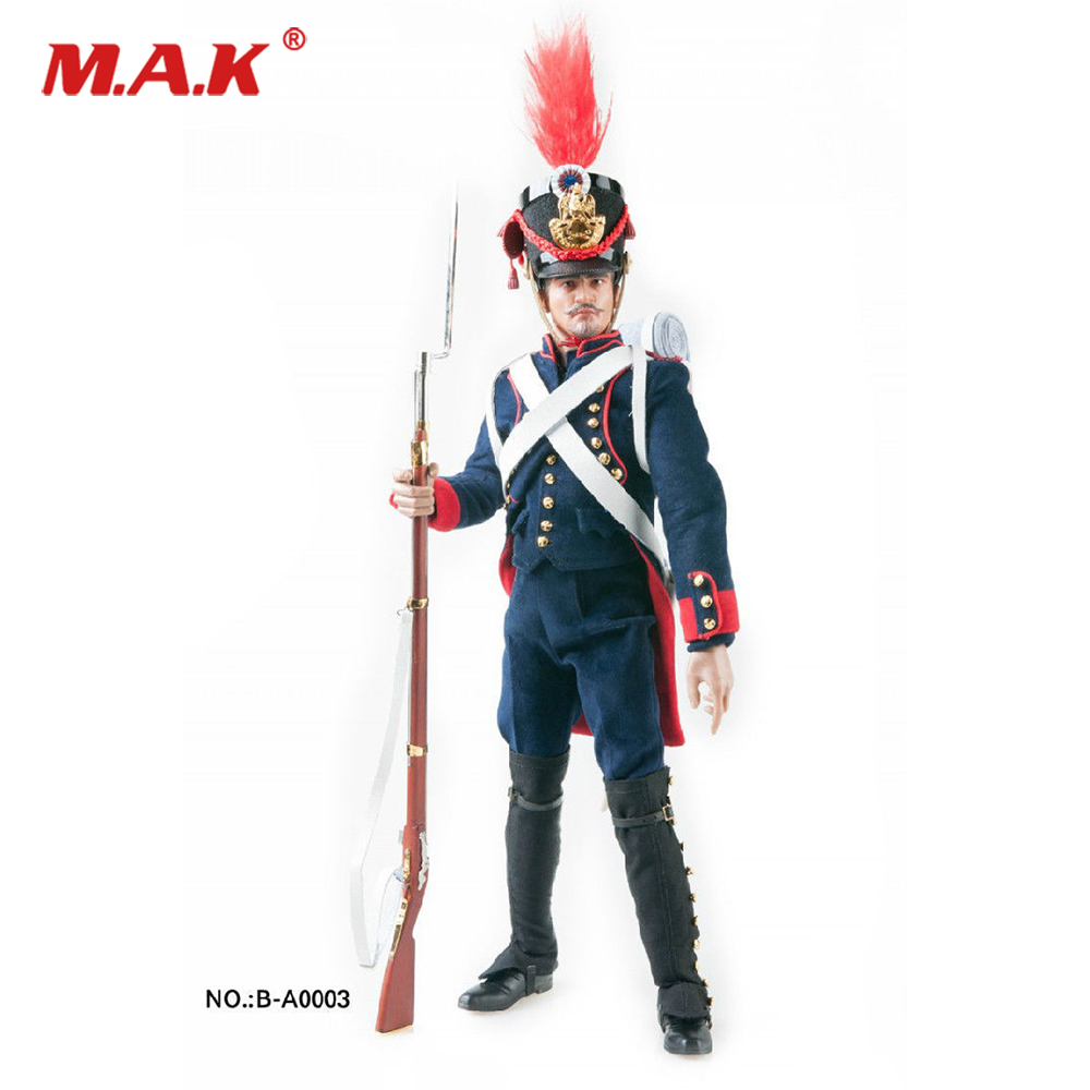 Collectible Deluxe Edition Full Set Action Figure B-A0003D 1:6 Emperor of the French Napoleonic Serie of Field Artillery Figure 1 6 3r did gm617 2nd edition hermann goering head of the luftwaffe blue uniform action figure toys collections m3