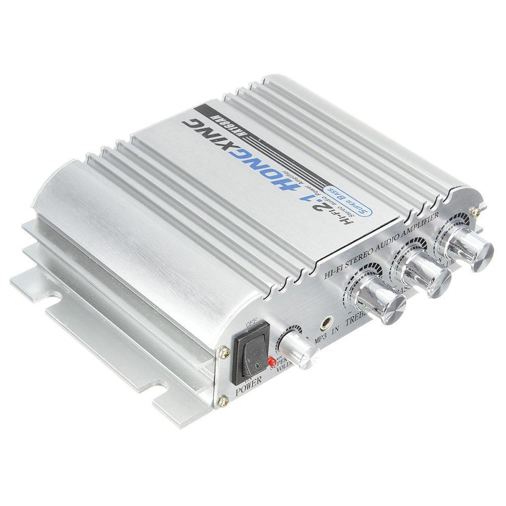 Online Shop Car Decoder Board Digital Audio 12v Auto Mp3 Player Mini Booster Circuits 168ah Amplifier Sound Mode Radio Speaker Led Hi Fi 2 Channel Power