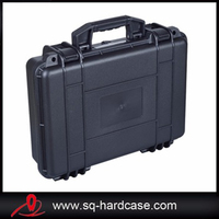 No foam protective equipment case with strong latches