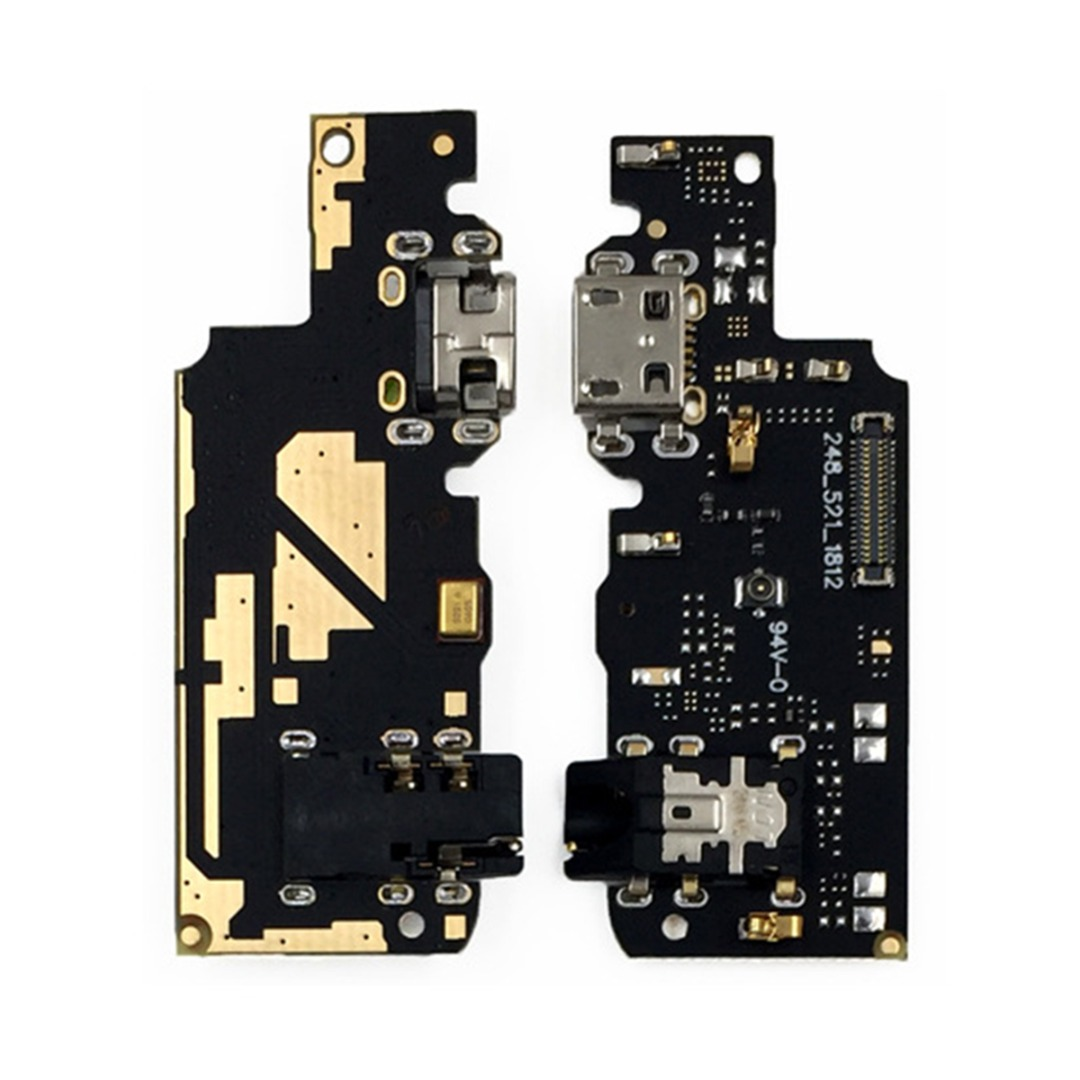 Charging Port Flex Cable Replacement Part For Xiaomi Redmi Note 5/Note 5 Pro USB Charging Port Dock Plug Jack Connector Cable