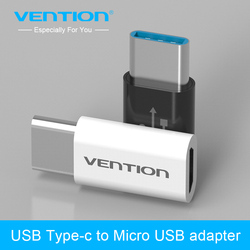 Vention usb 3 1 type c male to micro usb female converter connector usb c adapter.jpg 250x250