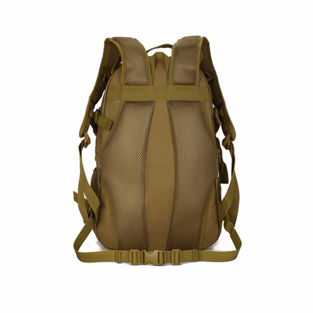ФОТО 40L Military Tactics Backpack Camouflage Mochila Men Women School Bags Molle Outside Rucksack Trekking Backpacks Bag