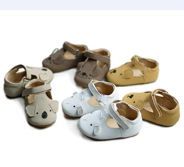 Baby Shoe Chrismas Animal Style Infant Toddler Shoes Hard Sole Sheep Design Baby Moccasins Girls Boy First Walkers Shoes
