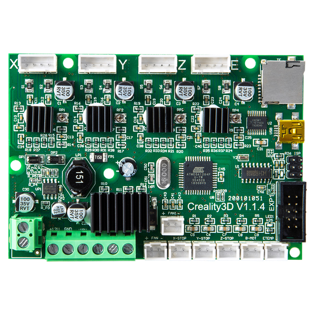 Best Price Creality 3D New Upgrade Silent Mainboard/motherboard
