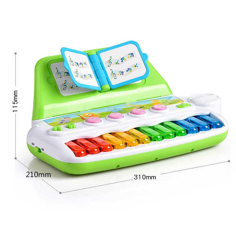 おもちゃ楽器エレクトリックピアノベビー幼児教育教材多機能学習電子趣味のおもちゃ