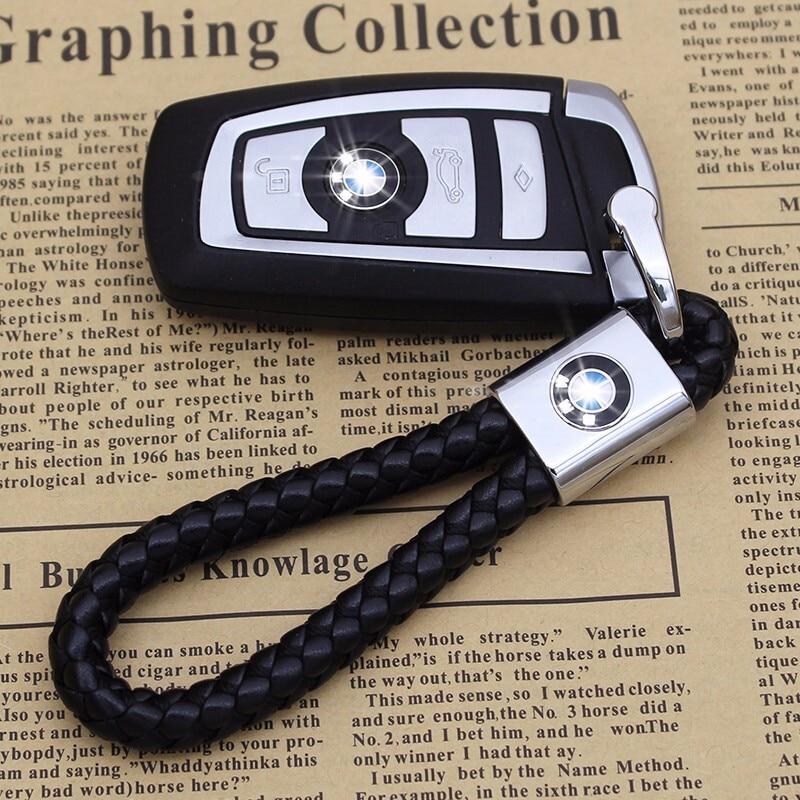 Portachiavi in metallo portachiavi auto logo portachiavi chiave anello chiave del cuoio del supporto della catena chiave per Bmw portachiavi per il Driver di regaloPortachiavi in metallo portachiavi auto logo portachiavi chiave anello chiave del cuoio del supporto della catena chiave per Bmw portachiavi per il Driver di regalo