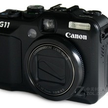 Used,Canon G11 Digital Camera Optical anti-jitter 10.4 milli
