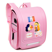 Hot New Fashion PU School Bags Teenagers Candy Waterproof Bag Children School Backpacks Schoolbags For Girls And Boys Kid Travel