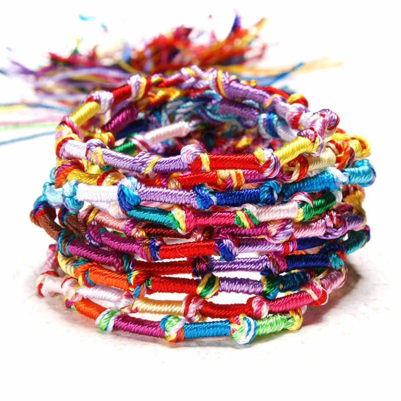 Bb 346 Bulk Colorful String