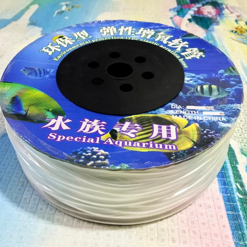 High quality no smell aquarium soft plastic tubing pvc for Fish tank stinks