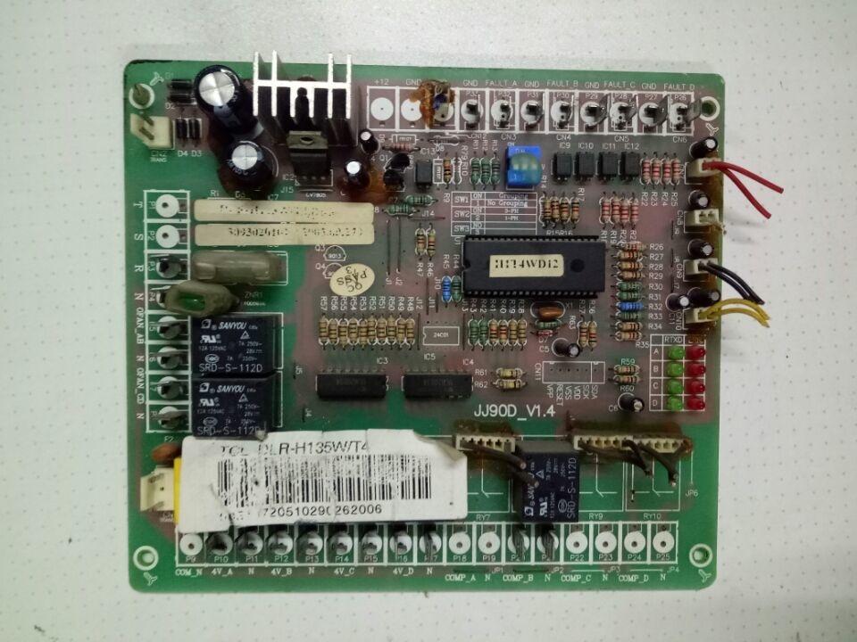 JJ90D_V1.4 DLR-H135W/T4.DK.01 Good Working Tested