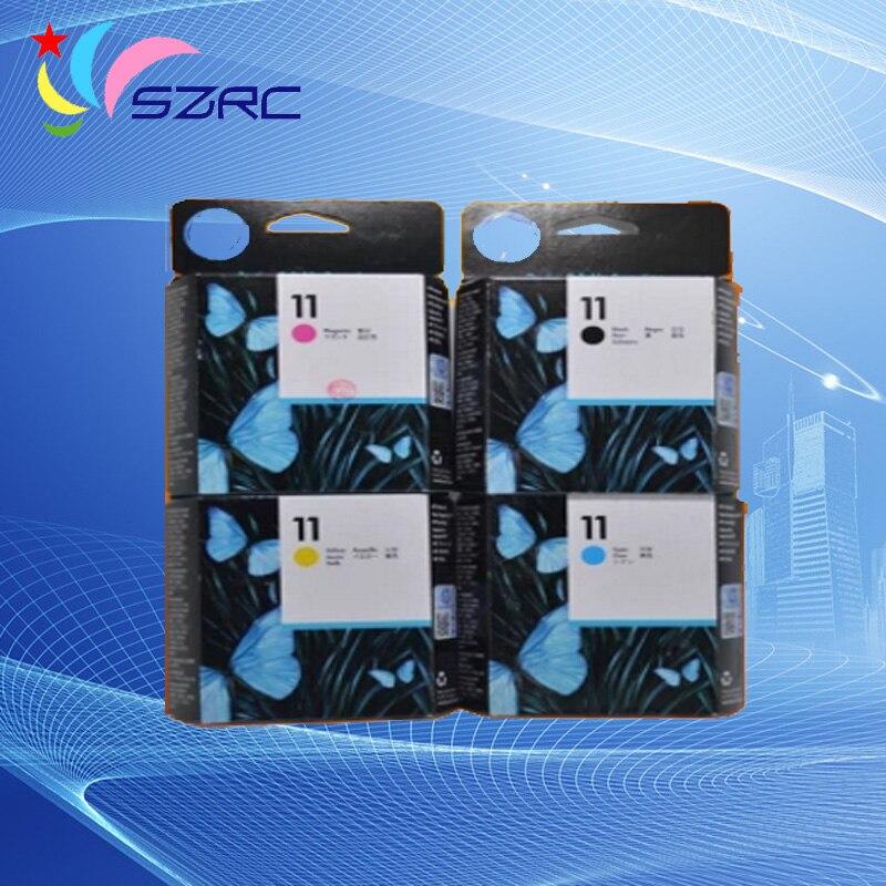 100% new original HP11 C4810A C4811A C4812A C4813A Print Head Compatible For HP500 800 1200 1200d 1200dtn 1200dtwn printer head