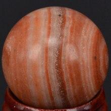 29MM Natural Gemstone Dolomite Sphere Crystal Globe Ball Chakra Healing Reiki Stone Carving Crafts,Mineral