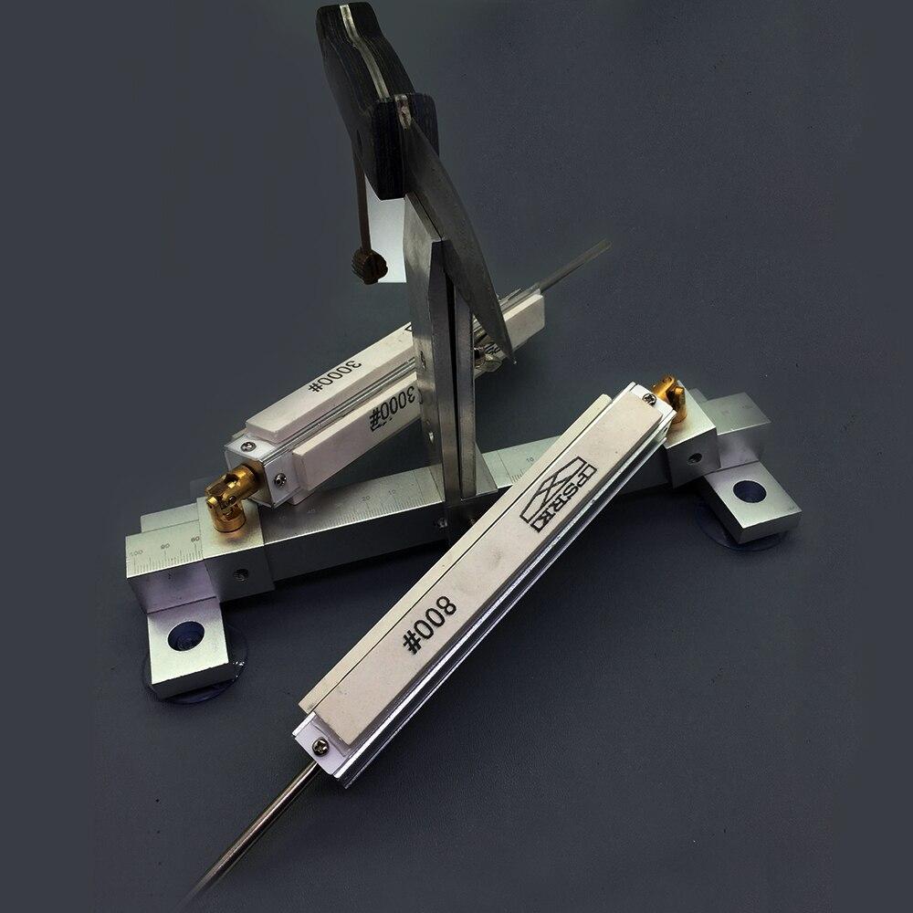 PSRK kitchen knife Razor EDGE sharpener sharpening system Aluminum alloy+stainless steel sharpener