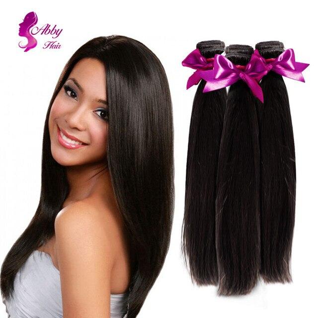 Lili Hair Beauty Extension Malaysian Virgin Hair Straight Crochet