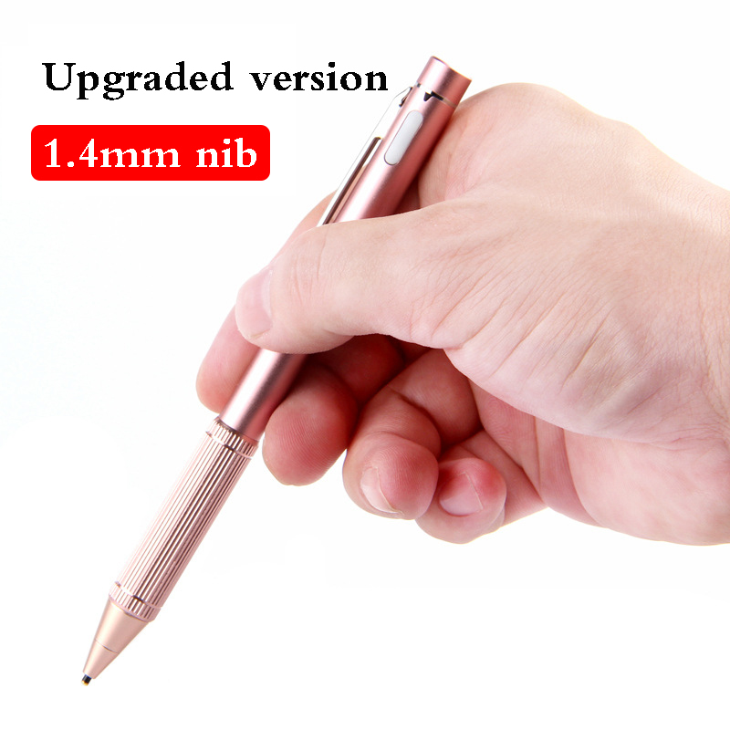 Перезаряжаемые активный стилус зарядка через usb ручка планшетный емкостный стилус для lenovo yoga книга yoga 910/920/c930 yoga 5/6/7 pro