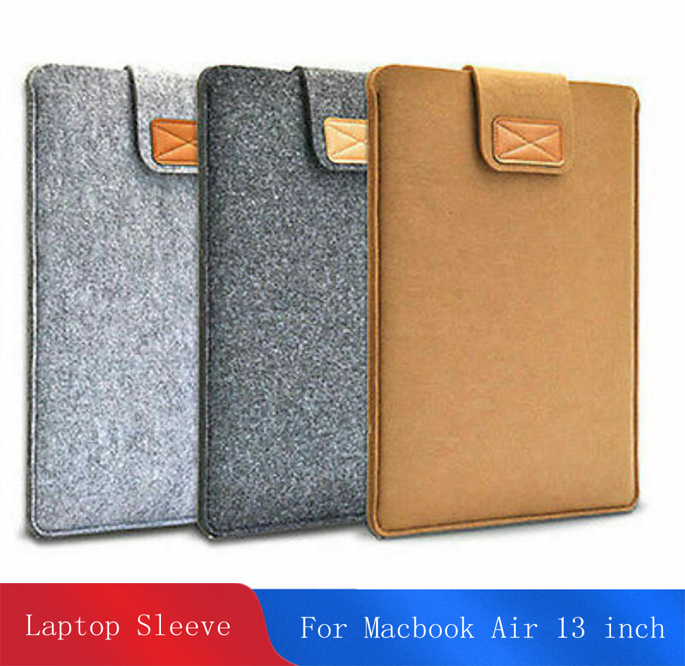 Soft Sleeve 13 inch for Macbook Air Ultrabook Cover Bag Divine Laptop Case