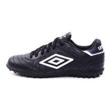 Umbro profesional de los hombres zapatos de fútbol de césped Artificial de  tierra (AG) duro corte de encaje interior botas de fú. 549ba6118b12f